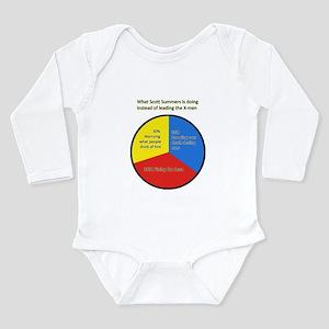 Cyclops' Mind Long Sleeve Infant Bodysuit