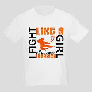 Licensed Fight Like a Girl 3.2 Kids Light T-Shirt