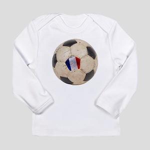 France Football Long Sleeve Infant T-Shirt