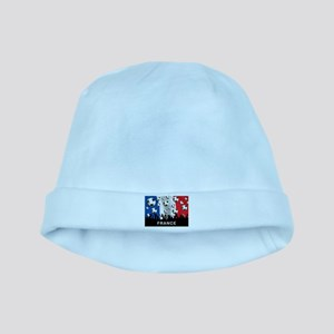 France Football baby hat