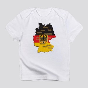 Germany Map Infant T-Shirt