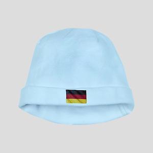 Wavy Germany baby hat