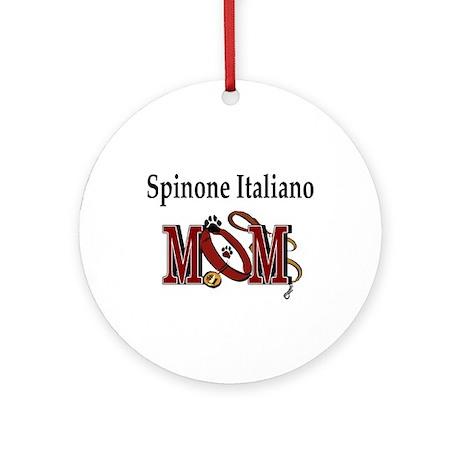 Spinone Italiano Ornament (Round)