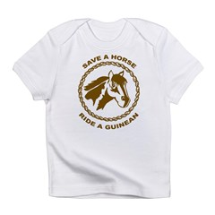 Ride A Guinean Infant T-Shirt