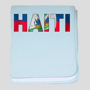 Haiti baby blanket