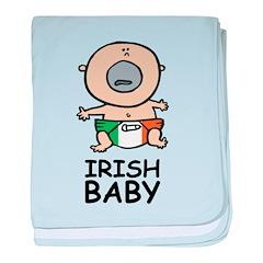 Irish Baby baby blanket