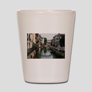 Venice Shot Glass