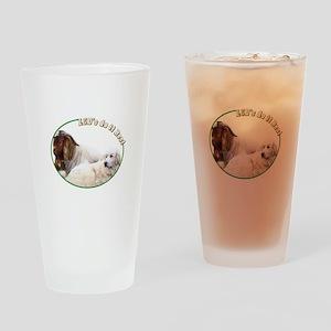 LGD's do it Best Pint Glass