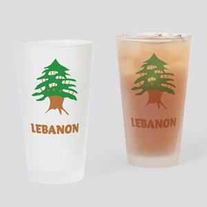Lebanon Pint Glass