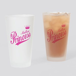 Princess Maltese Pint Glass