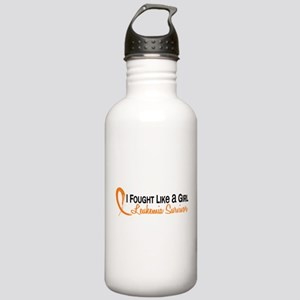 Licensed Fought Like a Stainless Water Bottle 1.0L