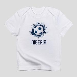 Nigeria Football Infant T-Shirt