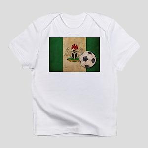 Vintage Nigeria Football Infant T-Shirt