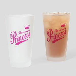 Panamanian Princess Pint Glass