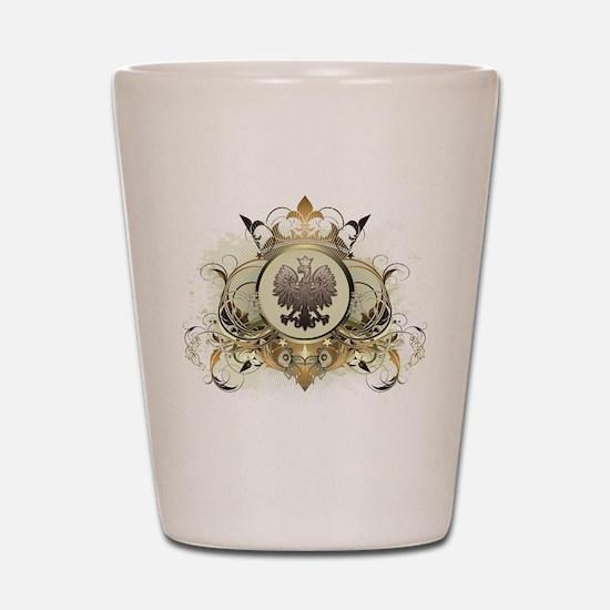 Stylish Poland Shot Glass