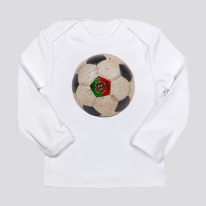 Portugal Football Long Sleeve Infant T-Shirt