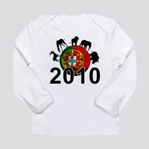 Portugal World Cup Long Sleeve Infant T-Shirt