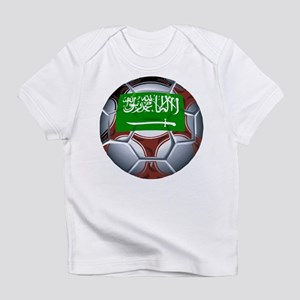 Football Saudi Arabia Infant T-Shirt