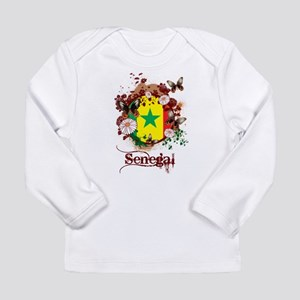 Butterfly Senegal Long Sleeve Infant T-Shirt