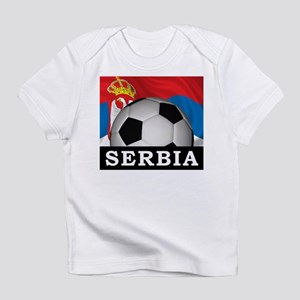 Football Serbia Infant T-Shirt