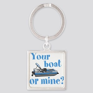 Your Boat or Mine? Keychains