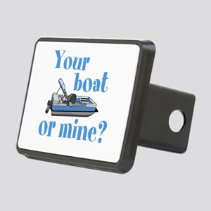 Your Boat or Mine? Hitch Cover