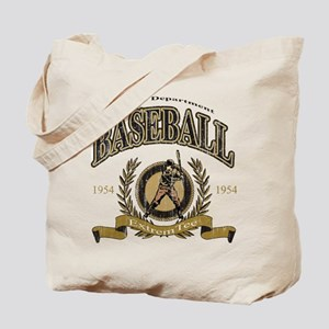 Baseball Retro Tote Bag