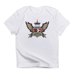 Swaziland Emblem Infant T-Shirt
