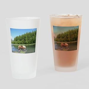 Alaska Pint Glass