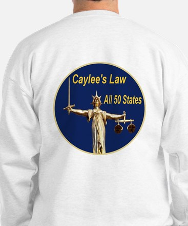 Caylee's Law All 50 States Sweatshirt