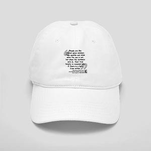 Kübler-Ross Light Quote Cap