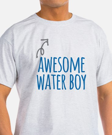Awesome water boy T-Shirt