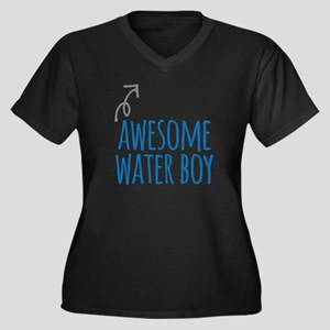 Awesome water boy Plus Size T-Shirt
