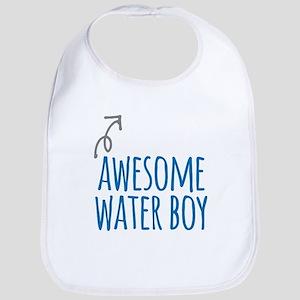 Awesome water boy Baby Bib