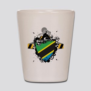 Hip Tanzania Shot Glass