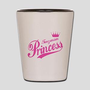 Tanzanian Princess Shot Glass