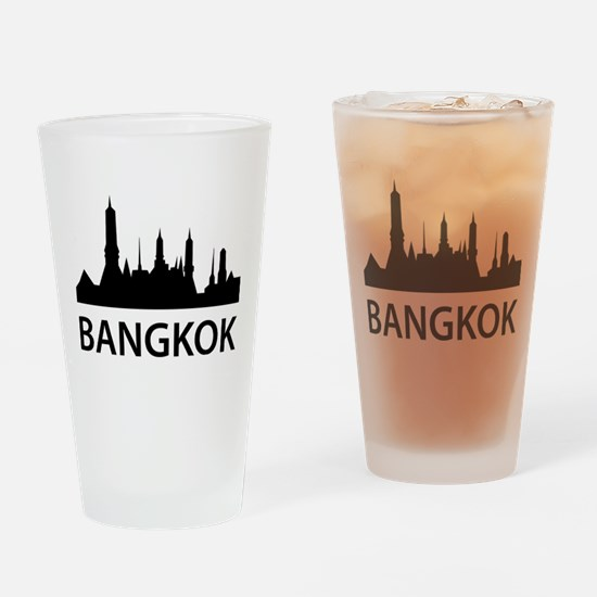 Bangkok Skyline Pint Glass