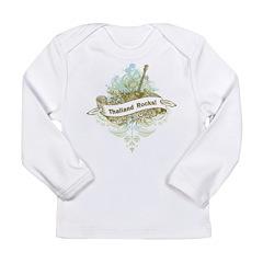 Thailand Rocks Long Sleeve Infant T-Shirt