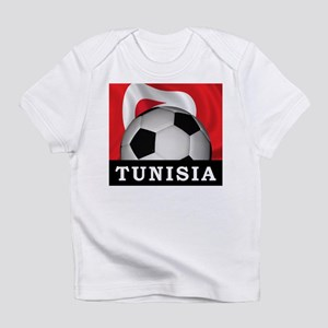 Tunisia Football Infant T-Shirt