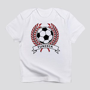 Soccer Tunisia Infant T-Shirt