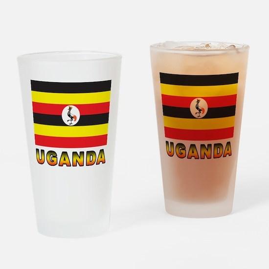 Uganda Pint Glass