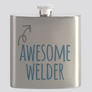 Awesome welder Flask