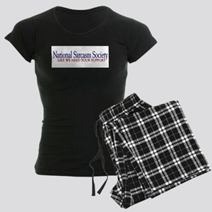 national sarcasm society Pajamas