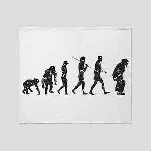 Evolution Umpire Throw Blanket