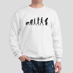 Evolution Umpire Sweatshirt