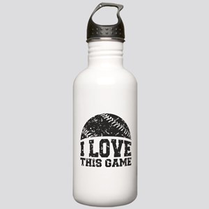 I Love This Game Stainless Water Bottle 1.0L