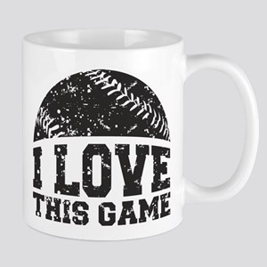 I Love This Game Mug