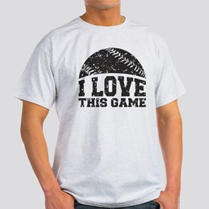 I Love This Game Light T-Shirt