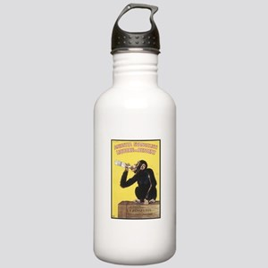 Drinking Monkey Stainless Water Bottle 1.0L