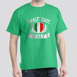 Amalfi Coast Italy Dark T-Shirt